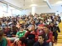 Quasi 200 persone all'iniziativa La Ricerca va a Scuola