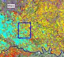 S4A: prodotta la versione preliminare della mappa precoce delle colture da dati ottici Landsat 8 OLI